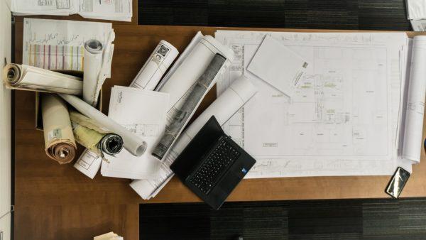 Anfertigung von Bauzeichnungen und Projektplänen